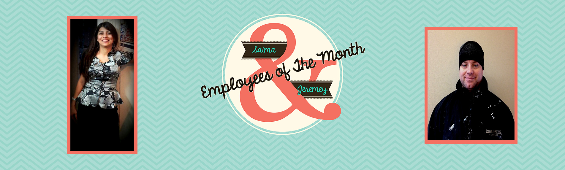 Employees of The Month of May