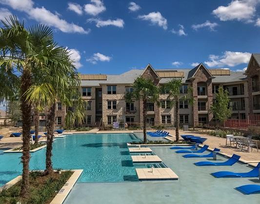 Atherton Frisco Apartments